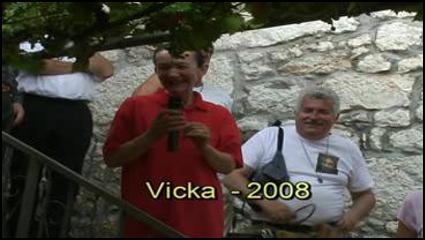 La vident Vicka ens parla dels missatges de la Mare de Déu