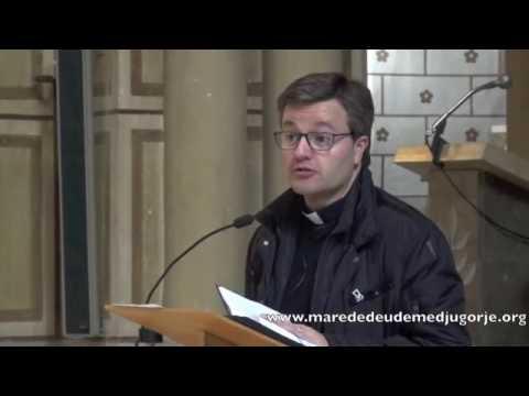 Gironella – Meditació del missatge del 25/03/2016